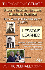 Event Poster - 10th Annual Faculty Research Lecture in Clinical Science