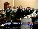 Tobacco Executives before Congress in 1994