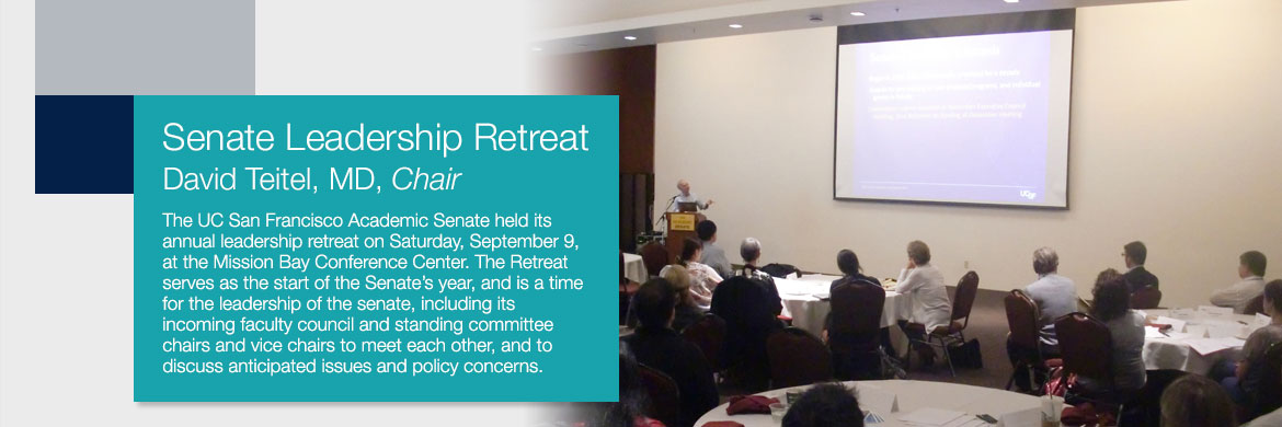 2017 Senate Leadership Retreat