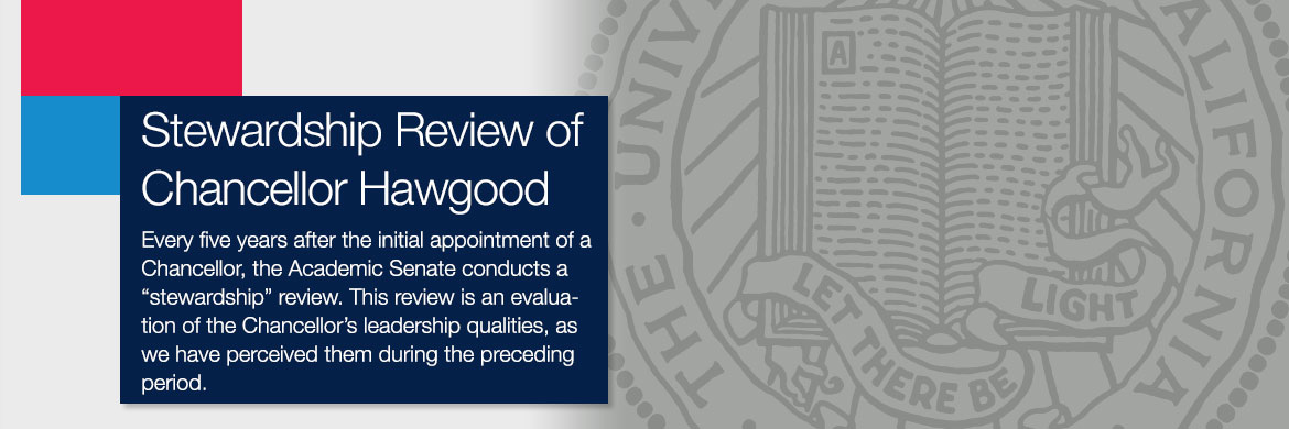 Stewardship Review of Chancellor Hawgood